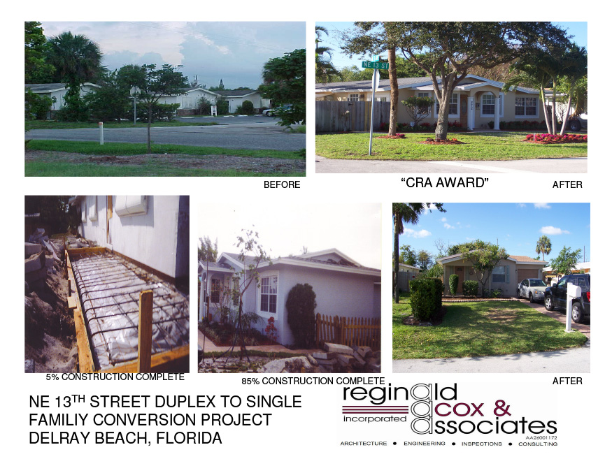 Duplex Conversion