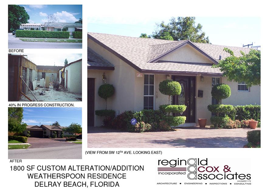 Weatherspoon Residence